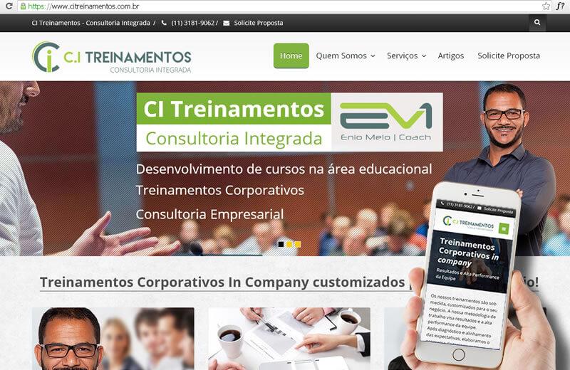 CI Treinamentos - Consultoria Integrada
